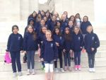 Years 5 and 6 on Paris Trip
