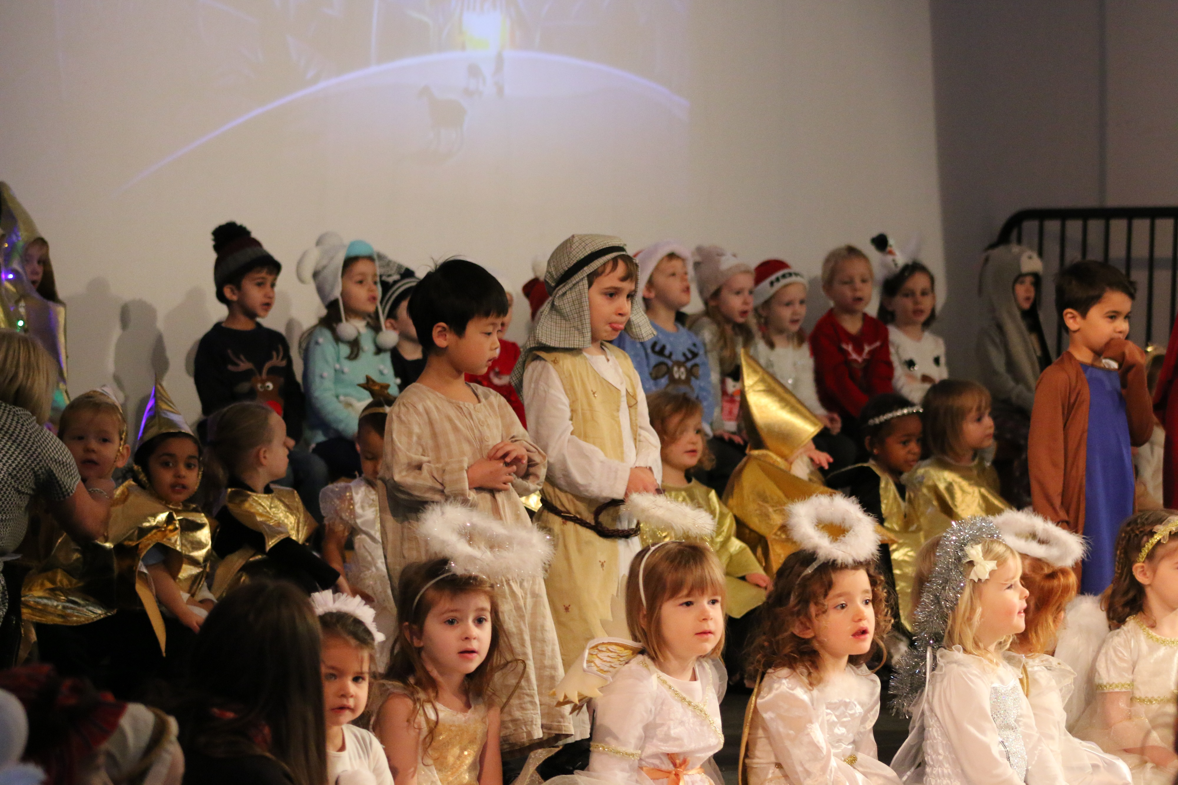 Nursery & Reception Nativity