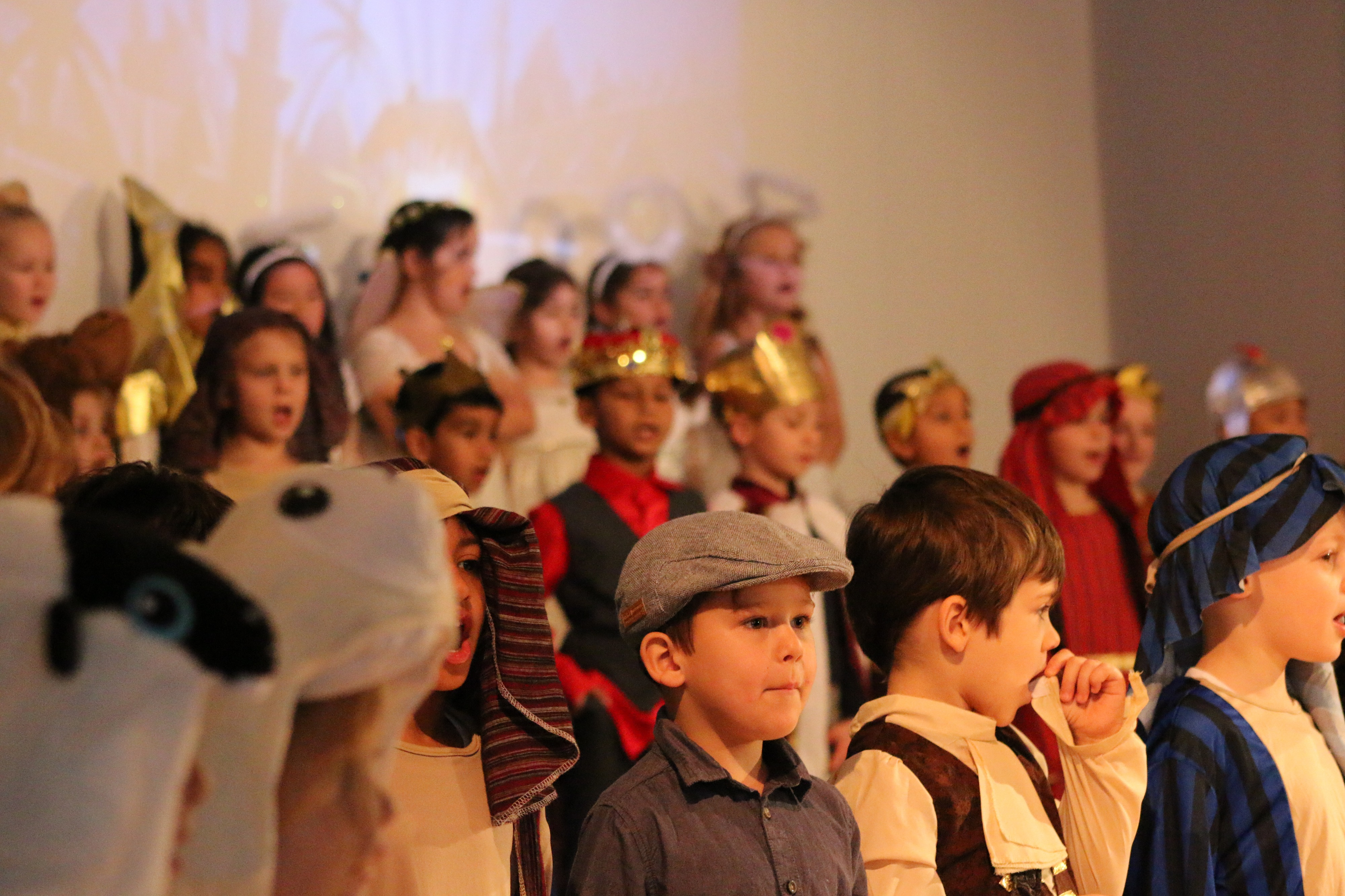 Year 1 and 2 Nativity Play