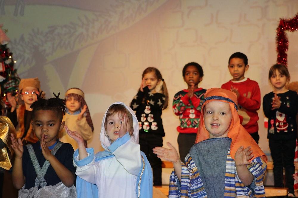 Reception class Nativity